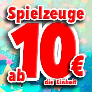 Spielzeug bis 10 Euro