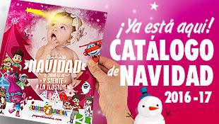 Catálogo Navidad Juguetilandia 2016
