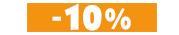 Sconti diretti dal 10% al 50% su una vasta selezione di articoli