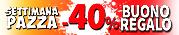 Buono Regalo 40%