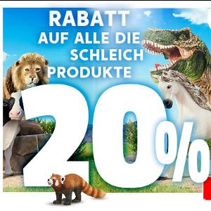 Schleich -20%