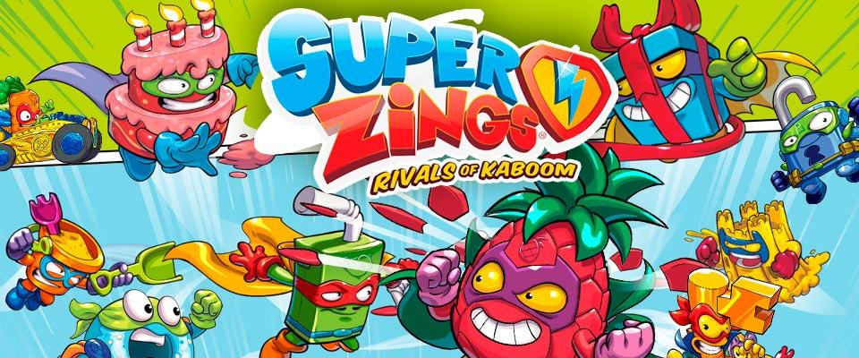 SUPERZINGS Serie 5