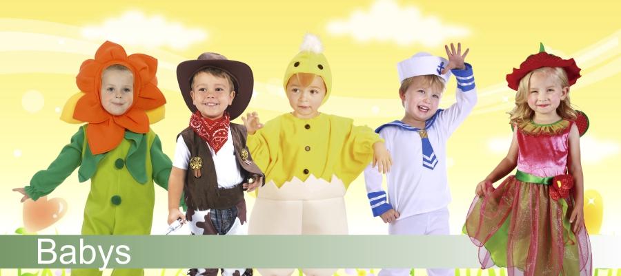 Kostüme für Baby