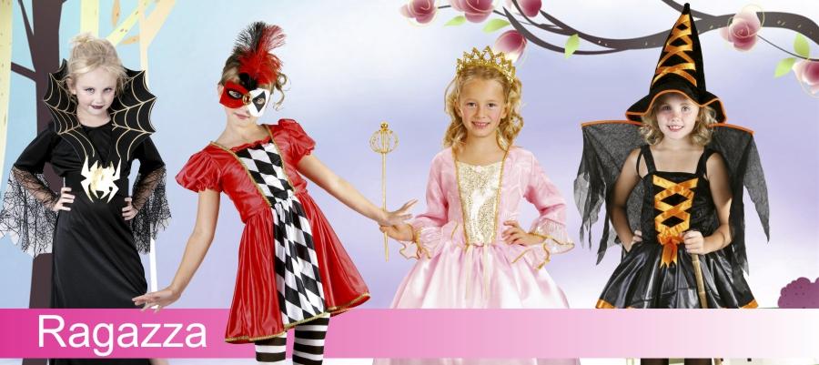 Carnevale bambina