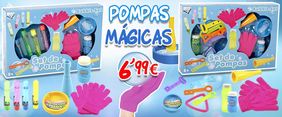 Pompas Magicas