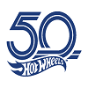 HOT WHEELS 50 ANIVERSARIO