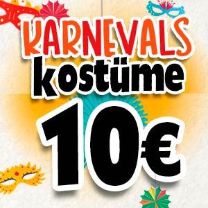 Kostüme für 10 Euro