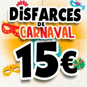 Fantasias a 15 euros