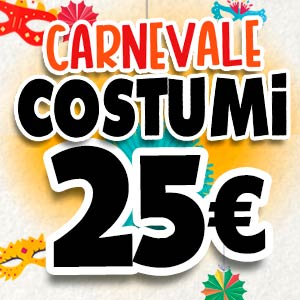 Maschere 25 €