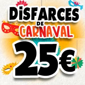 Fantasias a 25 euros