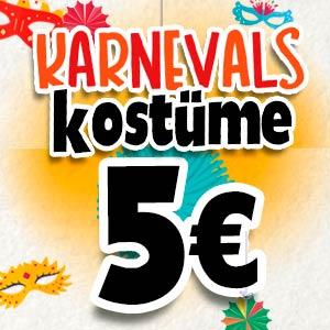 Kostüme für 5 Euro