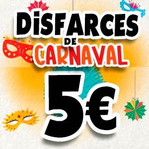 Fantasias a 5 euros