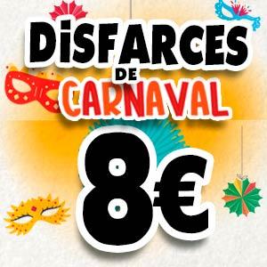 Fantasias a 8 euros